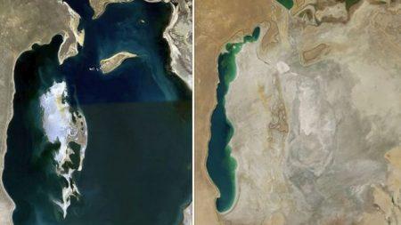 Outra tragédia comunista: um dos piores desastres ecológicos do mundo
