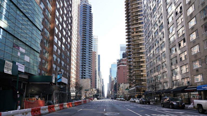 Por possuir várias conexões com regime chinês, Nova Iorque agora é o epicentro do vírus do PCC nos Estados Unidos