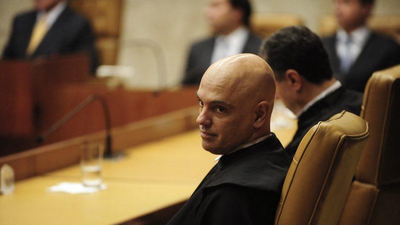 Impeachment do ministro Moraes já tem adesão recorde de 2,5 milhões de pessoas