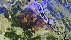 AIEA descarta níveis perigosos de radiação após incêndios perto de Chernobyl