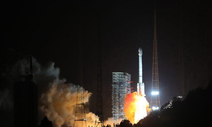 Foguete chinês falha ao lançar satélite indonésio