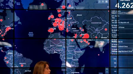 Mundo chega a 5,81 milhões de casos de Covid-19, com mais de 362 mil mortes