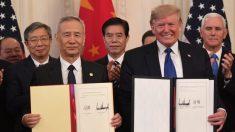 Acordo comercial EUA e China está 'a todo vapor', afirma representante comercial dos EUA