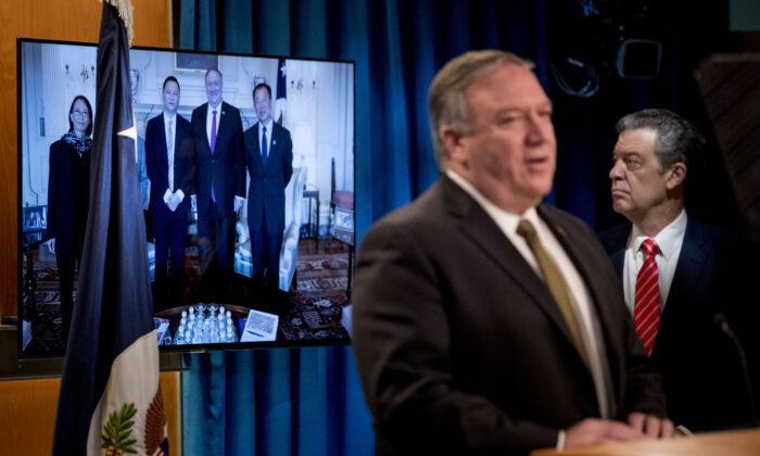 Departamento de Estado repreende 'Guerra de décadas contra a fé na China'