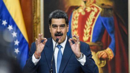 Maduro intensifica corrupção e violações de direitos humanos