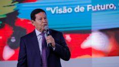 Compromisso com a sustentabilidade é urgente para o Brasil, diz Mourão