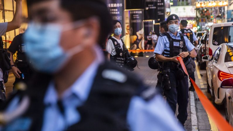 Repórteres do Epoch Times são seguidos em meio à repressão em Hong Kong