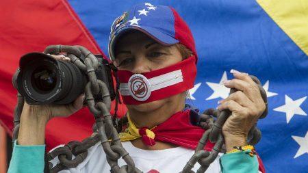 """""""Todos estamos em perigo"""", dizem jornalistas do venezuelano """"El Nacional"""""""