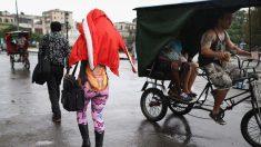 Fortes chuvas provocam enchentes avassaladoras na capital cubana