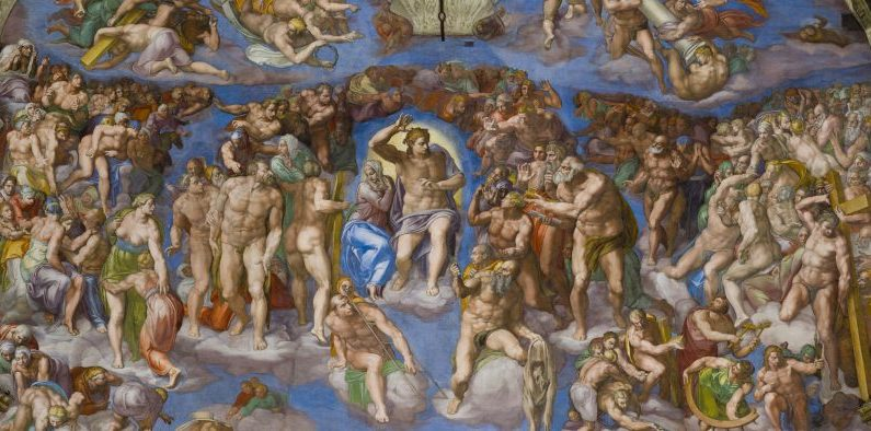 Seria Michelangelo um lacrador?
