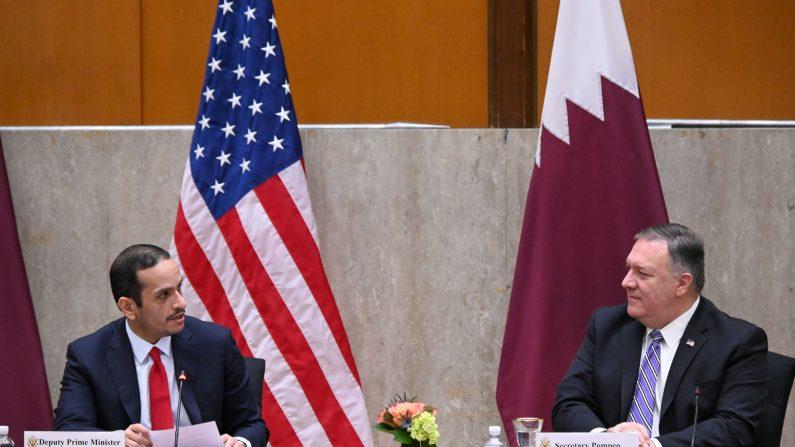 Pompeo afirma que governo Trump está ansioso para acabar com divisão do Golfo