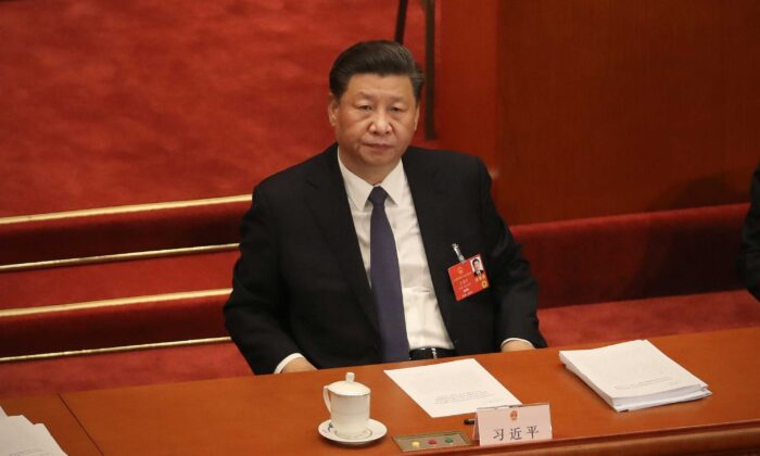 Último discurso do líder chinês é uma repreensão às críticas internacionais a Pequim, afirma analista