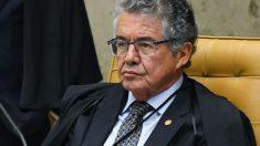 Marco Aurélio suspende inquérito que apura suposta interferência na PF