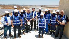 Bolsonaro é recebido com festa ao inaugurar usina fotovoltaica no interior da Paraíba