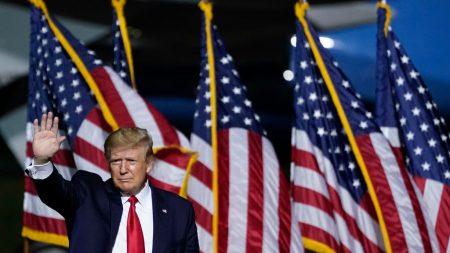 Na Flórida, Trump vota antecipadamente nas eleições presidenciais americanas