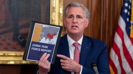 PCC é uma 'ameaça geracional' para os EUA, adverte força-tarefa GOP