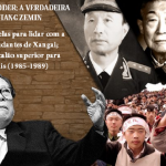 Tudo pelo poder: a verdadeira história de Jiang Zemin – Capítulo 4