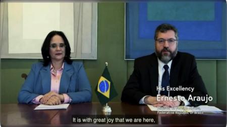 Brasil assina declaração internacional contra o aborto e a favor da família