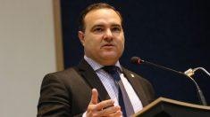 Bolsonaro oficializa indicação de Jorge Oliveira para o TCU