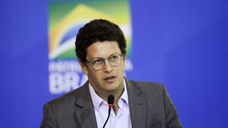 No STF, Ricardo Salles defende reformulação do Fundo Amazônia