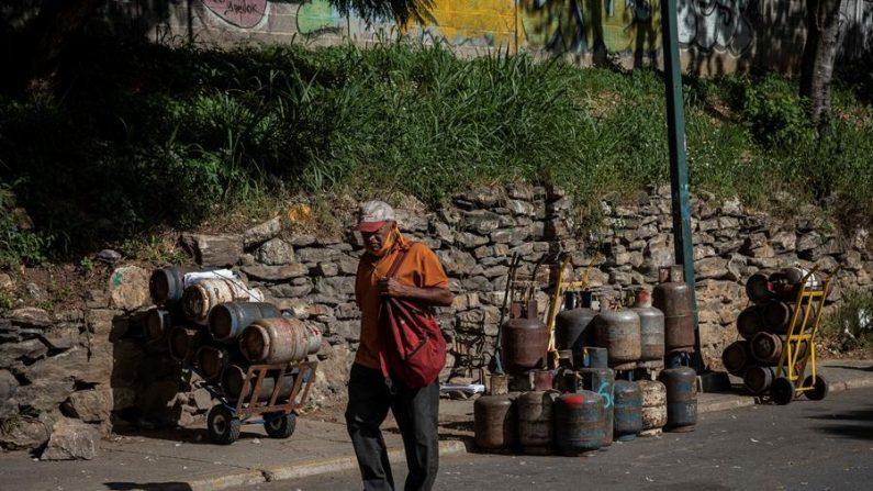 Famílias venezuelanas estão encontrando cada vez mais dificuldade para se alimentar