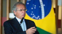 """Paulo Guedes: """"Me surpreendeu a velocidade com que a economia está voltando"""""""