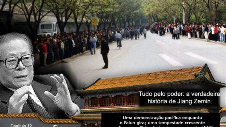Tudo pelo poder: a verdadeira história de Jiang Zemin – Capítulo 12