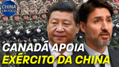 Canadá apoia exército da China