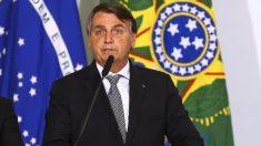'Só temos um caminho: deixar o povo trabalhar', diz Bolsonaro ao anunciar novo auxílio emergencial