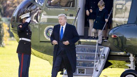 Trump: o sistema eleitoral dos EUA está 'sob ataque e cerco coordenados'