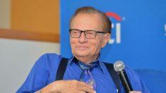Veterano apresentador de TV Larry King morre aos 87 anos