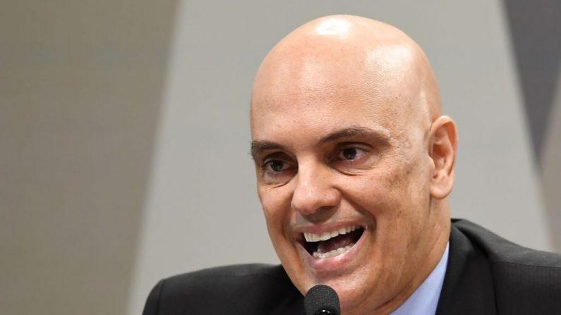 Alexandre de Moraes não informou PGR sobre operação da PF contra Ricardo Salles