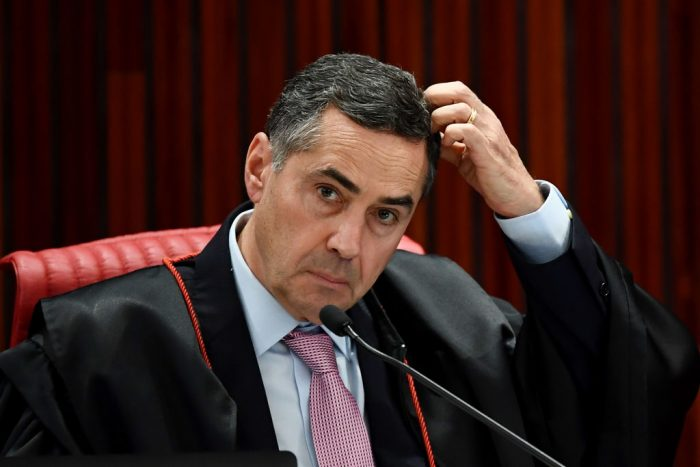Luís Roberto Barroso (EVARISTO SA/AFP via Getty Images)