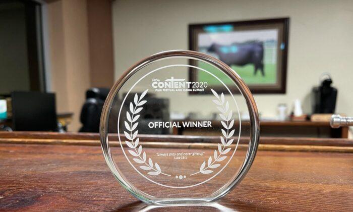 Epoch Times ganha prêmio de melhor documentário no CONTENT Film Festival