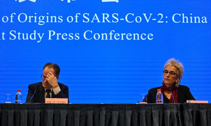 PCC ocultou da OMS dados relevantes sobre pandemia, revelam documentos vazados