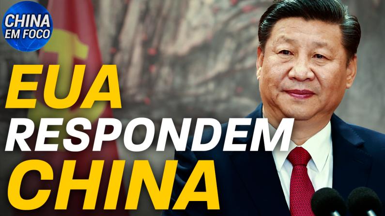 EUA respondem China