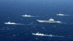 Reino Unido e Japão expressam 'séria preocupação' sobre a agressão marítima de Pequim