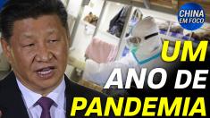 Um ano de pandemia