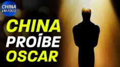 China proíbe transmissão nacional do Oscar
