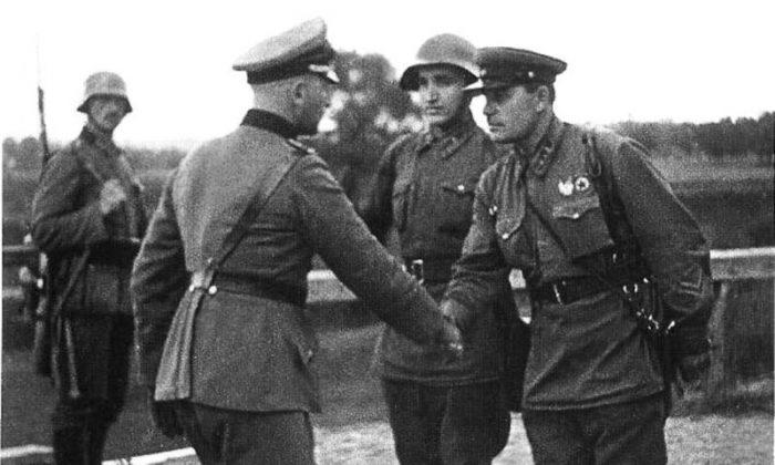 Vitória obscura: o fator comunista na Segunda Guerra Mundial