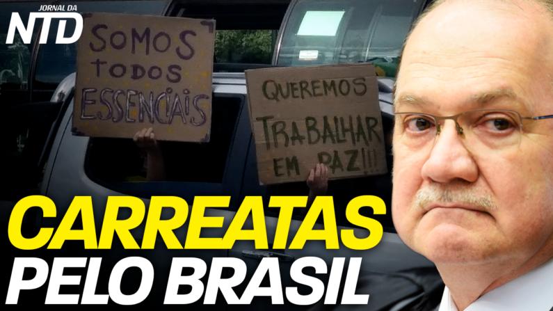 Carreatas pelo Brasil