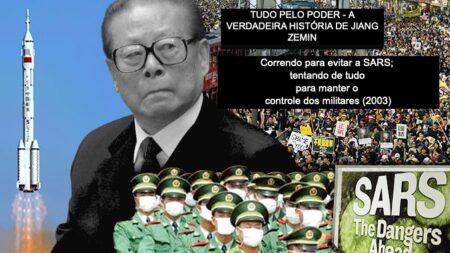 Tudo pelo poder: a verdadeira história de Jiang Zemin – Capítulo 20