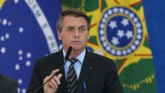 Bolsonaro diz que Moraes promove operações intimidatórias