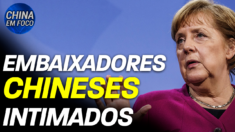 7 países na Europa intimaram embaixadores chineses para conversas