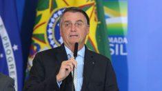 Bolsonaro critica desmonetização de canais
