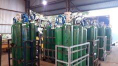 Governo diz que pode faltar oxigênio em pequenos municípios