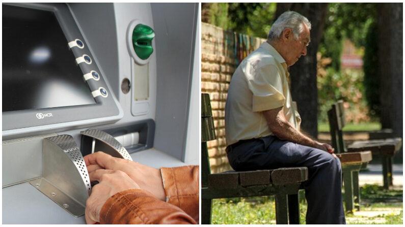 Jovem pedreiro usa redes sociais para devolver dinheiro que idoso esqueceu no caixa eletrônico