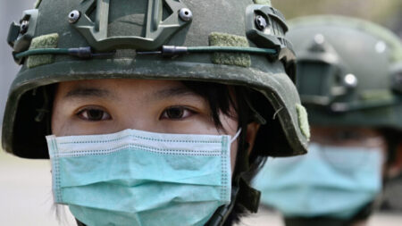Presidente de Taiwan alerta sobre guerra psicológica do regime chinês