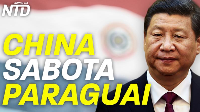 Taiwan acusa China de coação com vacinas na América do Sul: Paraguai em encruzilhada diplomática