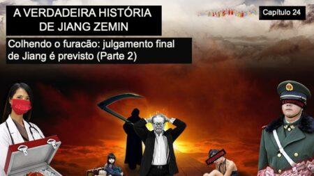 Tudo pelo poder: a verdadeira história de Jiang Zemin – Capítulo 24 e epílogo